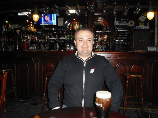 The Dubliner: Me and Dubliner