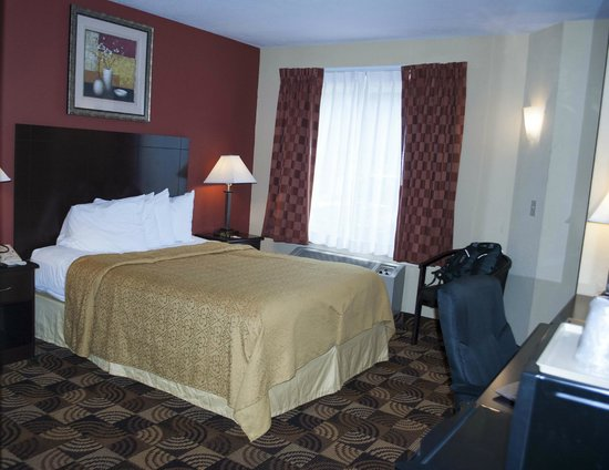 Quality Inn Brunswick Cleveland South: The room