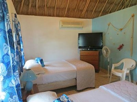 The Inn at Corozal Bay : Very clean and comfortable