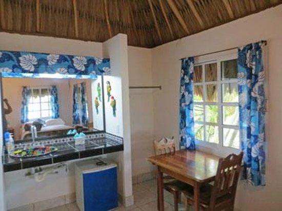 The Inn at Corozal Bay: bright and cheery
