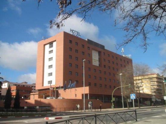 Extremadura Hotel: Aspecto exterior
