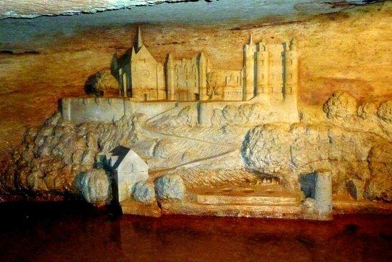 Pierre et Lumiere : Sculpture dans le tuffeau
