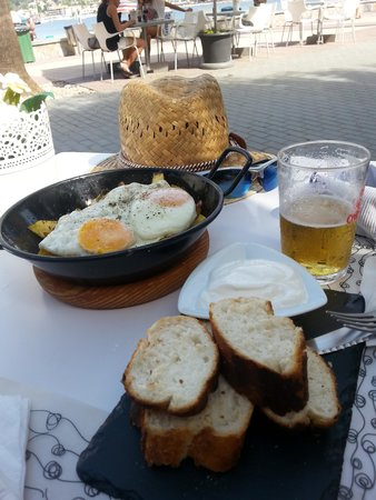 Don Pedro Cafe Bistro: Delicious tapas!