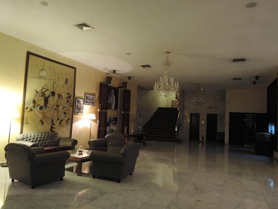 Atlas Rif Front Beach Tanger: Otel Açık Alan