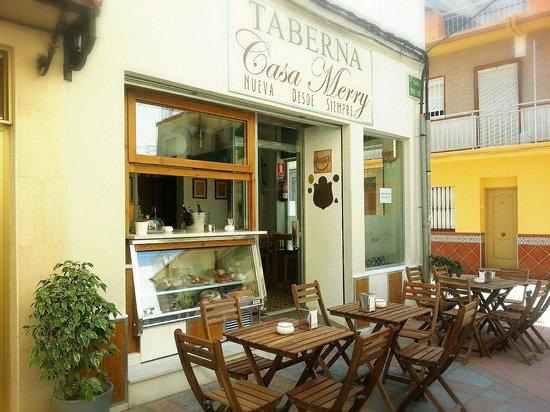 Restaurante taberna casa merry en fuengirola con cocina - Cocinas fuengirola ...