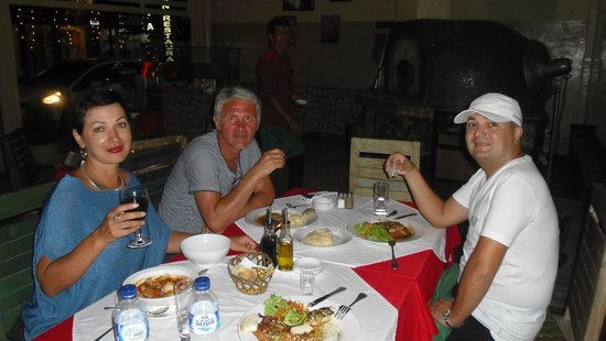 Sasa'  Ristorante Italiano : Dinner