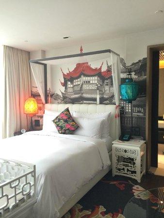 Hotel Indigo Shanghai on the Bund: Bedroom