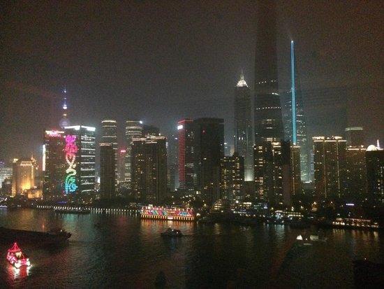 Hotel Indigo Shanghai on the Bund: View from our window