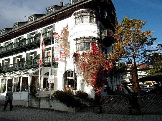 Sonnenspitze Hotel: Photo externe de l'Hôtel