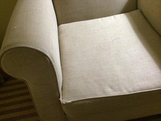 La Quinta Inn U0026 Suites Schertz: Marks On Furniture And Worn