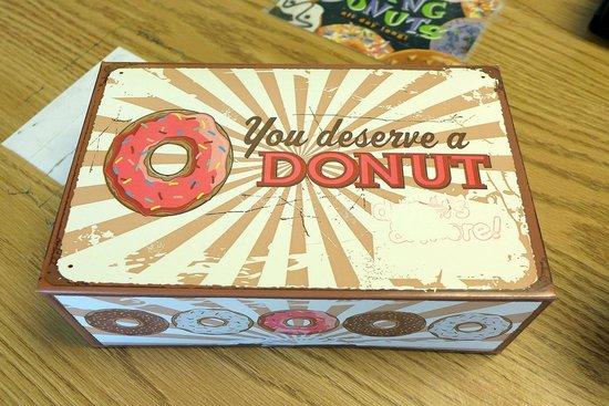 Jackson, TN: You deserve a donut