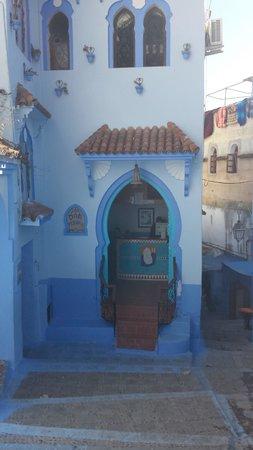 Hotel Dar Mounir : Hotel entrance
