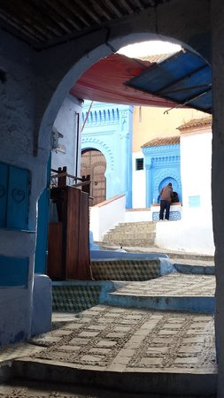 Hotel Dar Mounir : 50 meters from the hotel