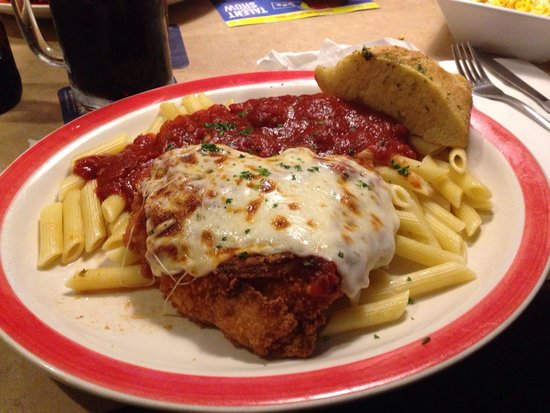 Ninety Nine Restaurant : Chicken Parm