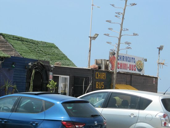 Chiri Bus, Cabo de Gata