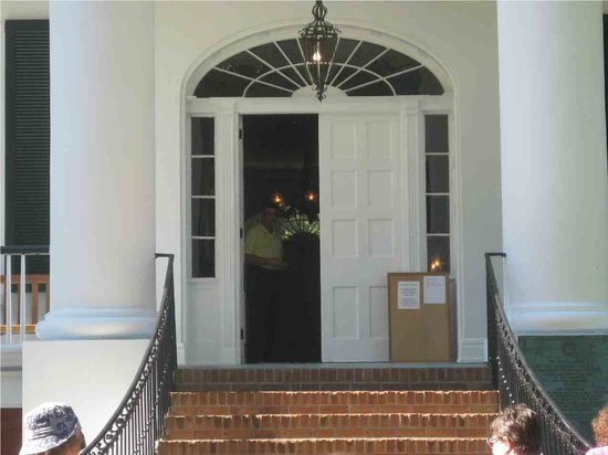 Rosalie Mansion: front house