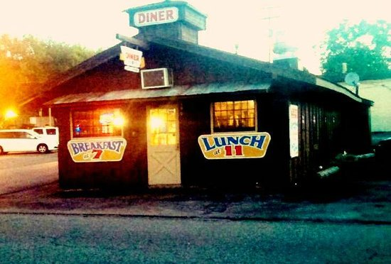 Little Diner on 1st Street