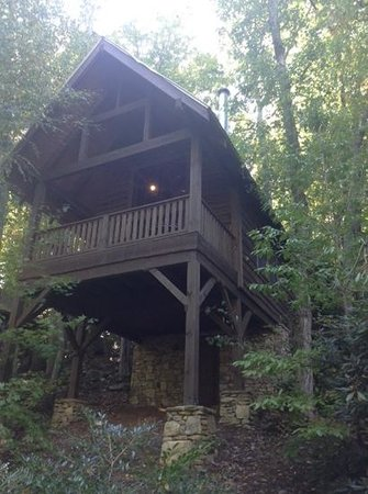 Cheshire Cabin & Treehouse Rentals: cabin