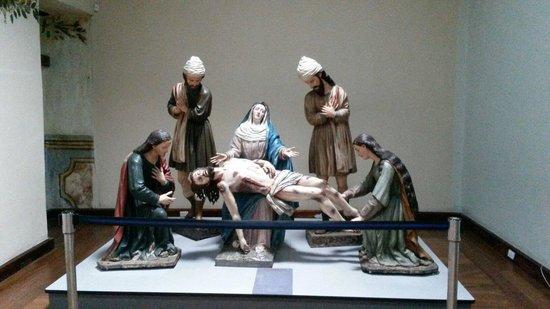 Museo Catedral Vieja: Jesús en el sepulcro