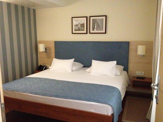 Valamar Riviera Hotel & Residence: Camera da letto