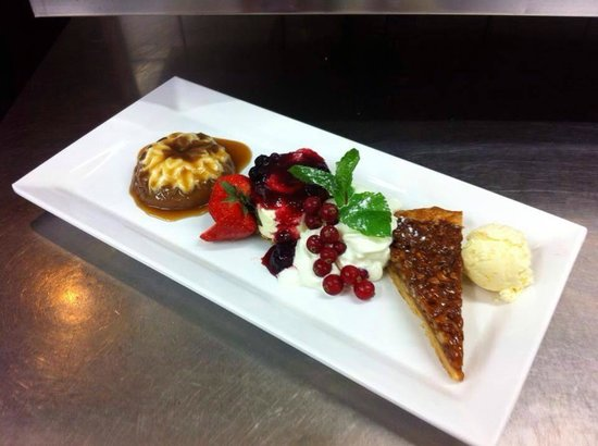mini dessert recept