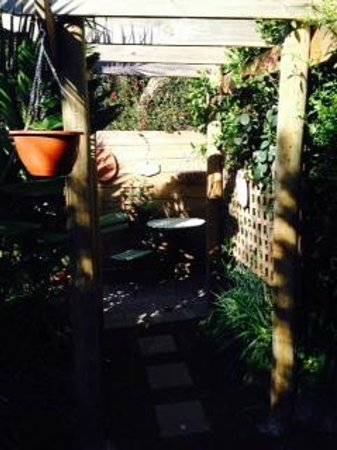 Seas The Day B&B : Outdoor Area