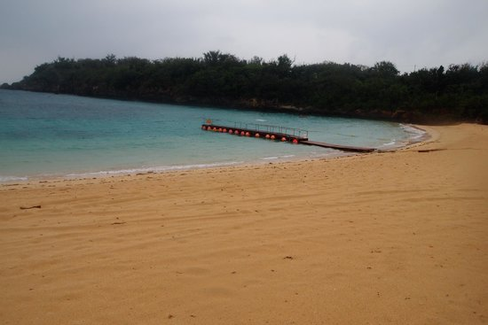 Ikei Beach: 1