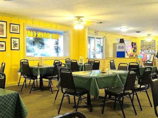 Old Rock Café: inside