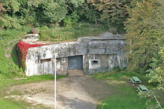 Ouvrage du Michelsberg - Ligne Maginot