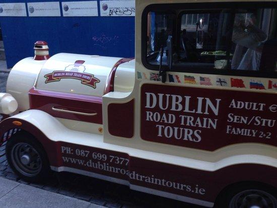 Dublin Road Train Tours: Excellent tour