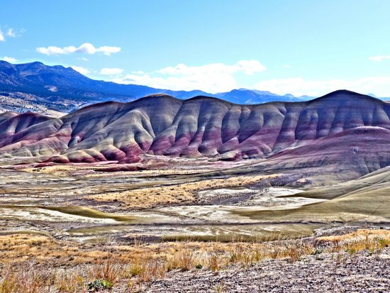 ‪‪John Day‬, ‪Oregon‬: Painted Hills‬