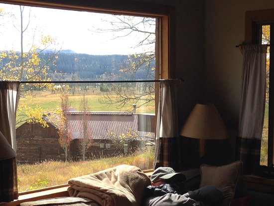 Vista Verde Guest Ranch: Cabin view