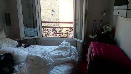 Hotel Le Quartier Bercy Square Paris : Quarto