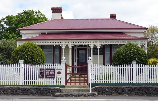 Brain Watkins House Museum (Tauranga Historical Society)