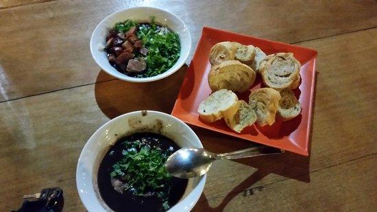 Casa da Sopa: Sopa de feijão