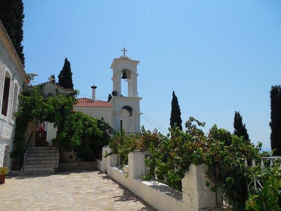 Emily Hotel : Spiliani Monastery