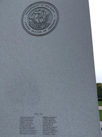 Us Air Force Panel At Vietnam Memorial Picture Of Oak Ridge Cemetery Springfield Tripadvisor