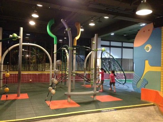 Kenting Yoho Landis Beach Club: Kid's playground