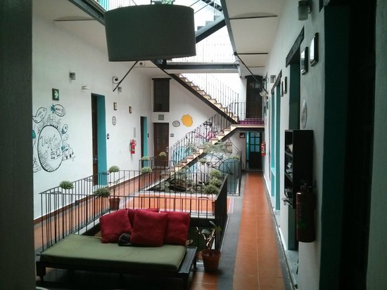 Hostal Centro Historico Regina: Second floor