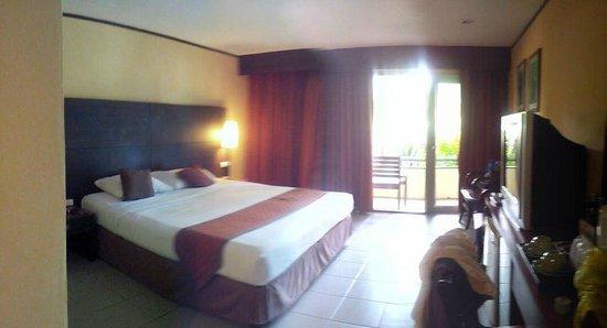 Green Park Resort : Bedroom