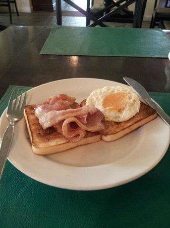 Green Park Resort : Breakfast