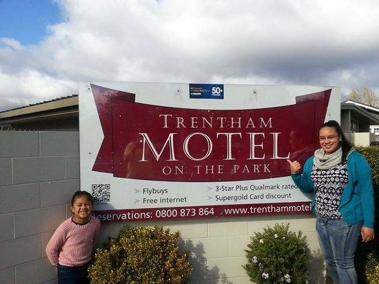 Trentham Motel on the Park: Trentham Motel
