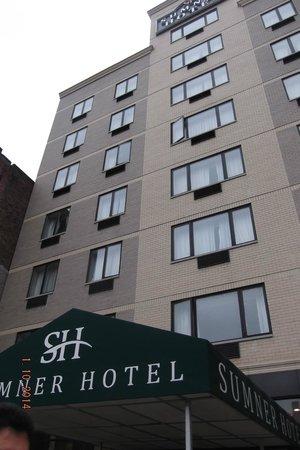 Sumner Hotel: el hotel