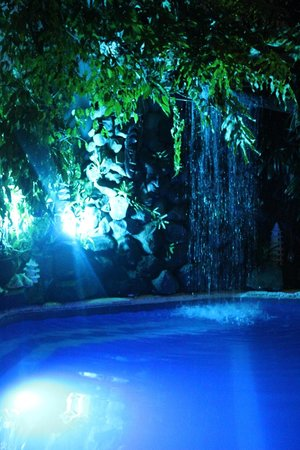Hotel Galleria Davao : Try a soothing massage under the pool waterfall