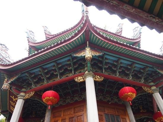 Nanputuo Temple: beautiful temple
