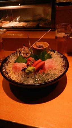 Itamae Sushi: Sashimi