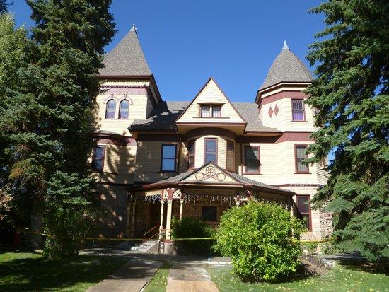 Laramie Plains Museum: Ivinson Mansion