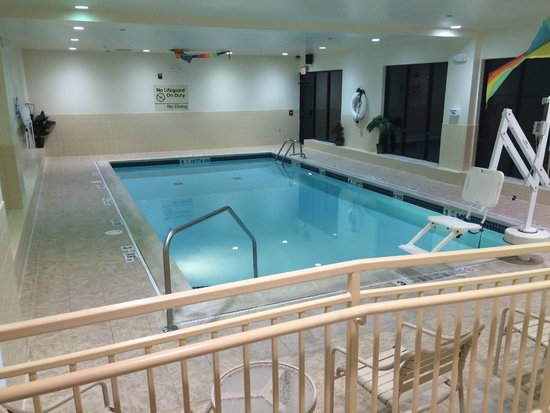Hampton Inn Nanuet: pool