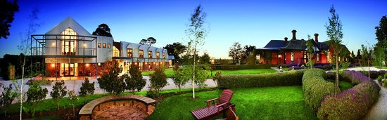 Lancefield, Australien: Grange Cleveland Winery