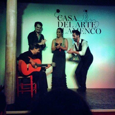 Casa del Arte Flamenco: the music